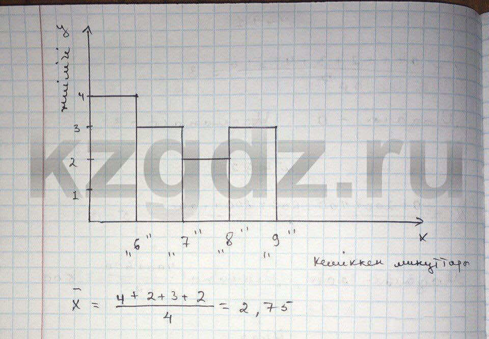 Алгебра Абылкасымова 9 класс  Упражнение 495