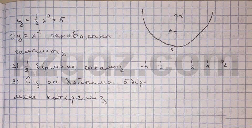Алгебра Абылкасымова 10 класс Естественно-математическое направление  Упражнение 49