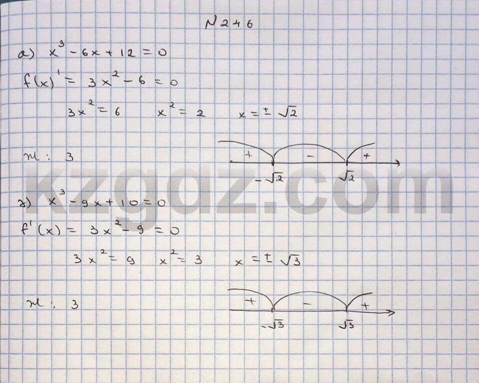 Алгебра Абылкасымова 10 класс Общетвенно-гуманитарное направление  Упражнение 246